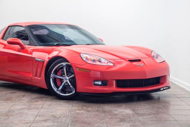 2012 Chevrolet Corvette Grand Sport 3LT in Addison, TX 75001