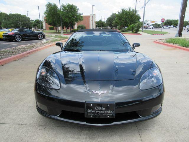 2012 Chevrolet Corvette w/3LT Austin , Texas 15