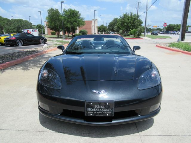 2012 Chevrolet Corvette w/3LT Austin , Texas 16