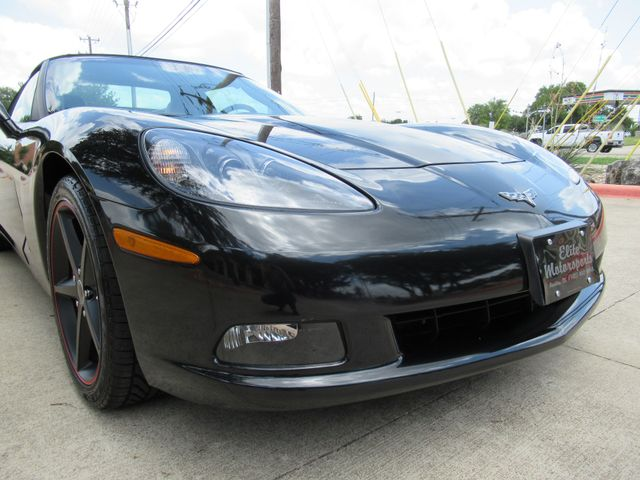 2012 Chevrolet Corvette w/3LT Austin , Texas 17