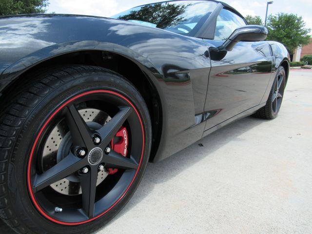 2012 Chevrolet Corvette w/3LT Austin , Texas 21