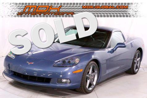 2012 Chevrolet Corvette w/1LT - Manual - Only 54K miles in Los Angeles