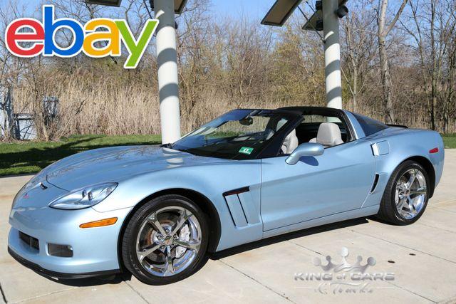 2012 Chevrolet Corvette C6 Z16 GRAND SPORT 6.2L V8 AUTO 12K MILES RARE CARLISLE BLUE 2LT