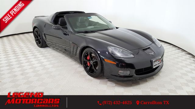 2012 Chevrolet Corvette Z16 Grand Sport w/3LT Centennial in Carrollton, TX 75006