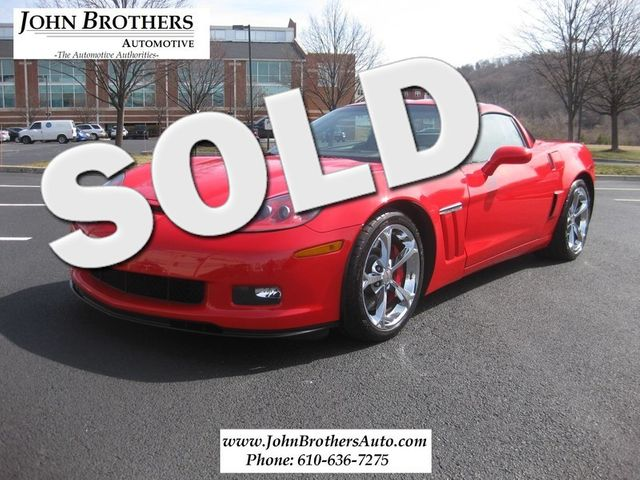 2012 Sold Chevrolet Corvette Z16 Grand Sport w/3LT Conshohocken, Pennsylvania