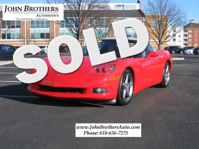 2012 Sold Chevrolet Corvette Convertible w/2LT Conshohocken, Pennsylvania