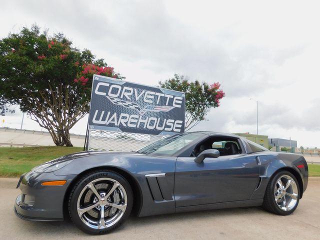 2012 Chevrolet Corvette Z16 Grand Sport 3LT, F55, NAV, NPP, Chromes, 4k