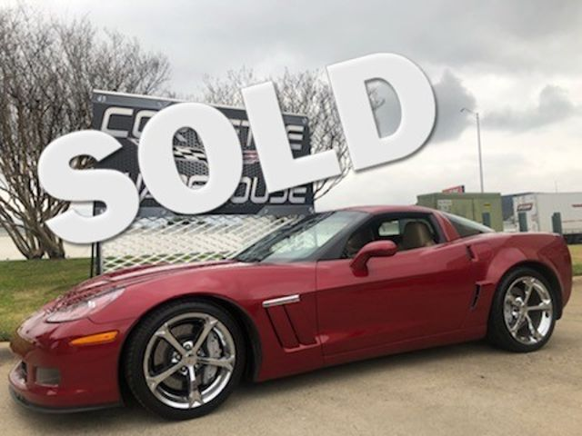 2012 Chevrolet Corvette Z16 Grand Sport 2LT, F55, NAV, Auto, Chromes 32k!   Dallas, Texas   Corvette Warehouse  in Dallas Texas