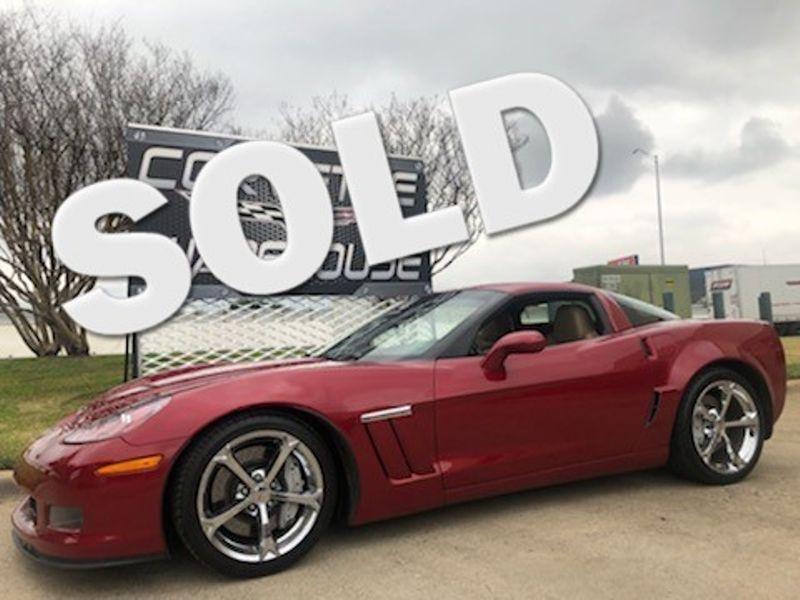 2012 Chevrolet Corvette Z16 Grand Sport 2LT, F55, NAV, Auto, Chromes 32k!   Dallas, Texas   Corvette Warehouse
