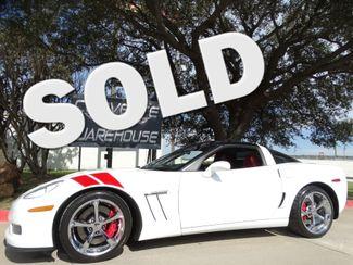 2012 Chevrolet Corvette Z16 Grand Sport 2LT, Auto, NAV, NPP, Chromes!   Dallas, Texas   Corvette Warehouse  in Dallas Texas