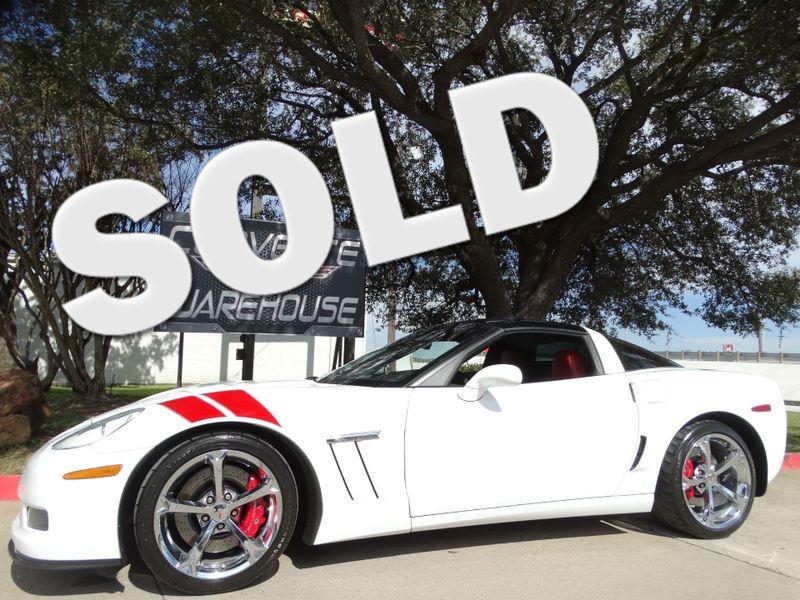 2012 Chevrolet Corvette Z16 Grand Sport 2LT, Auto, NAV, NPP, Chromes! | Dallas, Texas | Corvette Warehouse