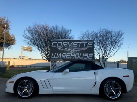 2012 Chevrolet Corvette Z16 Grand Sport 3LT, Auto, NAV, NPP, Chromes! | Dallas, Texas | Corvette Warehouse  in Dallas, Texas