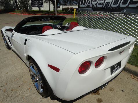 2012 Chevrolet Corvette Z16 Grand Sport 3LT, Auto, NAV, NPP, Chromes! | Dallas, Texas | Corvette Warehouse  in Dallas, Texas