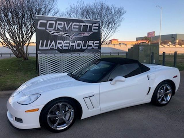 2012 Chevrolet Corvette Z16 Grand Sport 3LT, Auto, NAV, NPP, Chromes! | Dallas, Texas | Corvette Warehouse  in Dallas Texas