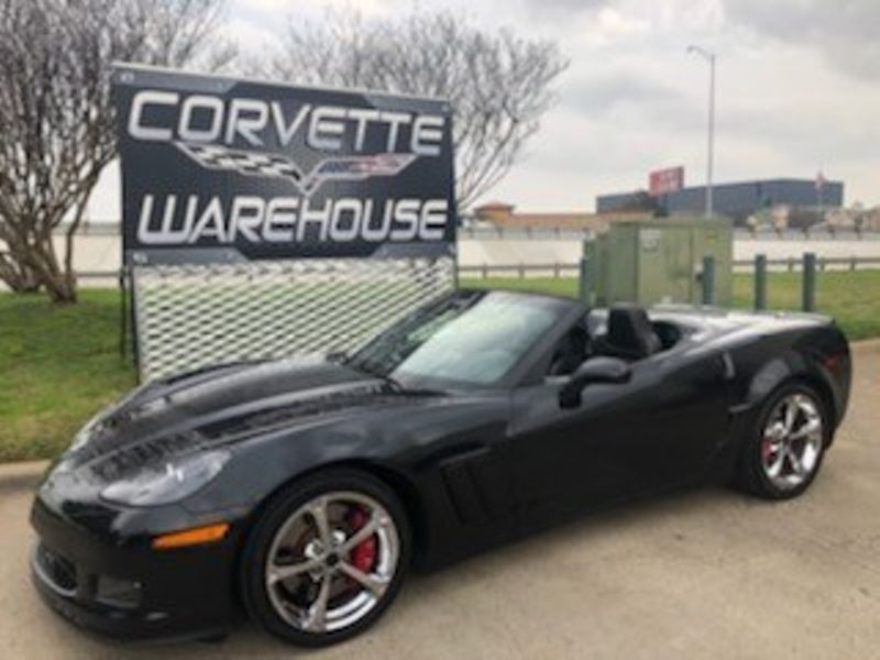2012 Chevrolet Corvette Z16 Grand Sport 100th Centennial 3LT, Chromes 30k! | Dallas, Texas | Corvette Warehouse