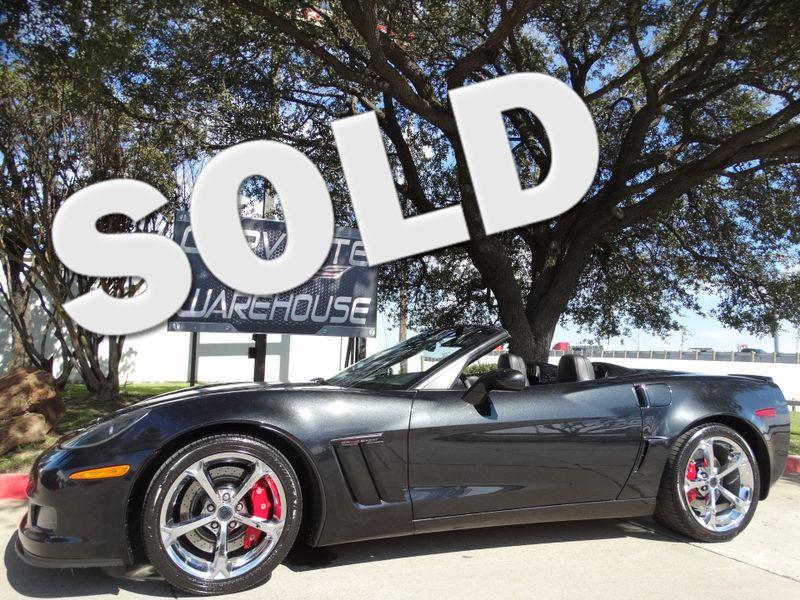 2012 Chevrolet Corvette Z16 Grand Sport 100th Centennial 3LT, Chromes 30k! | Dallas, Texas | Corvette Warehouse