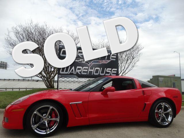 2012 Chevrolet Corvette Z16 Grand Sport 3LT, NAV, NPP, Auto, Chromes NICE! | Dallas, Texas | Corvette Warehouse  in Dallas Texas