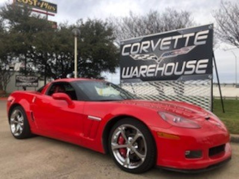 2012 Chevrolet Corvette Z16 Grand Sport 3LT, NAV, NPP, Auto, Chromes NICE! | Dallas, Texas | Corvette Warehouse