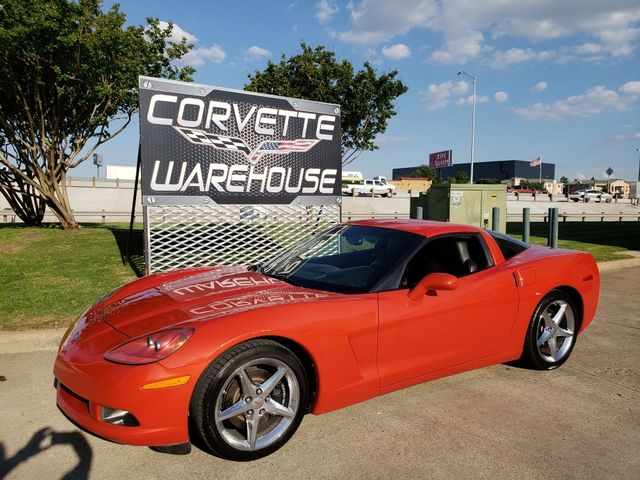 2012 Chevrolet Corvette Coupe 3LT, F55, NAV, NPP, Chromes, 1-Owner! | Dallas, Texas | Corvette Warehouse  in Dallas Texas