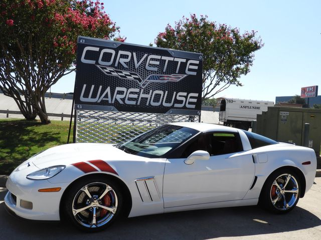 2012 Chevrolet Corvette Z16 Grand Sport 3LT, NAV, NPP, 6 Spd, Chromes 5k! | Dallas, Texas | Corvette Warehouse  in Dallas Texas