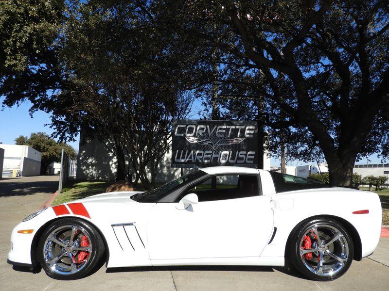 2012 Chevrolet Corvette Z16 Grand Sport 3LT, NAV, NPP, 6 Spd, Chromes 5k! | Dallas, Texas | Corvette Warehouse