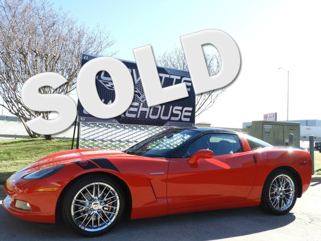 2012 Chevrolet Corvette Coupe, Supercharged, Heads/Cam 595HP Showpiece! | Dallas, Texas | Corvette Warehouse  in Dallas Texas