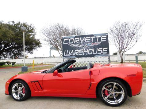 2012 Chevrolet Corvette Z16 Grand Sport Convertible 3LT, NAV, NPP, 17k! | Dallas, Texas | Corvette Warehouse  in Dallas, Texas