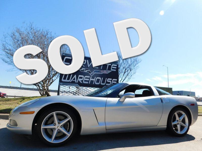 2012 Chevrolet Corvette Coupe 3LT, F55, NAV, NPP, Auto, Alloys, Only 95k! | Dallas, Texas | Corvette Warehouse