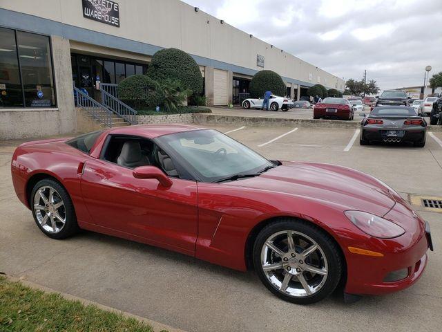 2012 Chevrolet Corvette Coupe 3LT, NAV, TT Seats, Chromes, Only 52k in Dallas, Texas 75220
