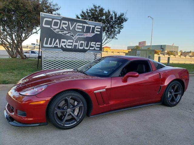 2012 Chevrolet Corvette Grand Sport 3LT, NAV, Auto, Comp Grays, Only 6k in Dallas, Texas 75220