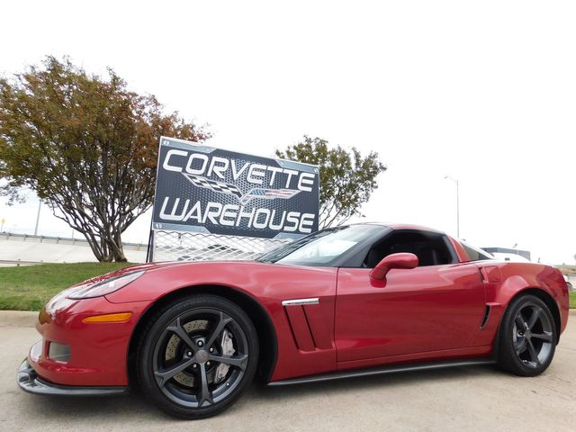 2012 Chevrolet Corvette Grand Sport 3LT, NAV, Auto, Comp Grays, Only 6k in Dallas, Texas 75220