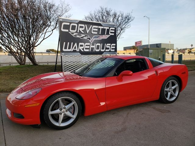 2012 Chevrolet Corvette Coupe CD Player, 7-Speed, Alloy Wheels 73k