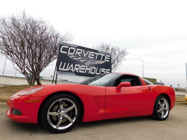 2012 Chevrolet Corvette Coupe 7-Speed, CD Player, C7 Chrome Wheels 74k in Dallas, Texas 75220