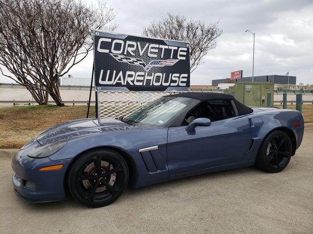 2012 Chevrolet Corvette Z16 Grand Sport w/4LT, Power Top, Supersonic Blue