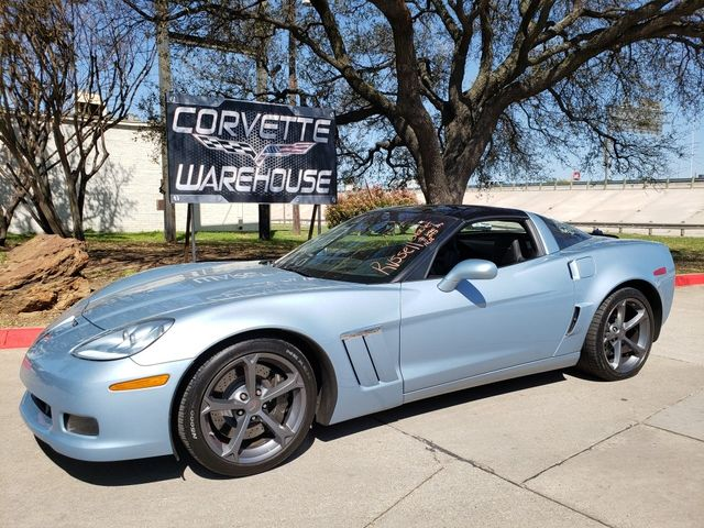2012 Chevrolet Corvette Grand Sport 2LT, Heritage, NAV, Comp Gray's 88k in Dallas, Texas 75220