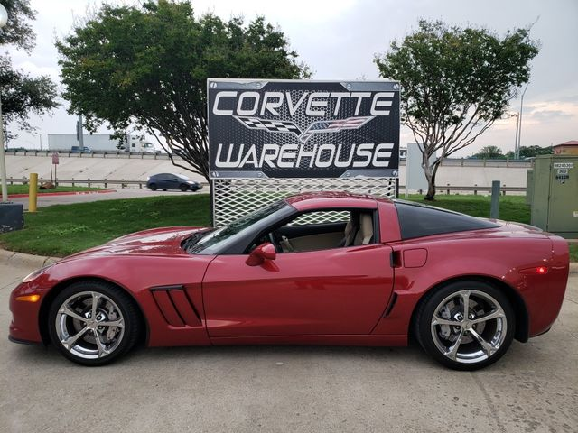 2012 Chevrolet Corvette Z16 Grand Sport 3LT, NAV, NPP, Auto, Chromes 14k in Dallas, Texas 75220