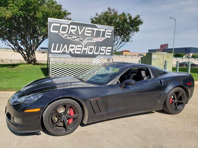 2012 Chevrolet Corvette 100th Centennial Edition Grand Sport Coupe 6-Speed