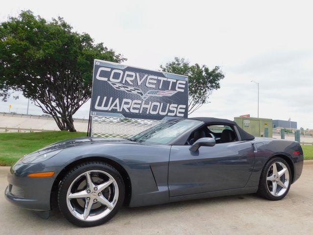 2012 Chevrolet Corvette Convertible 3LT, NAV, Auto, Chrome Wheels 70k