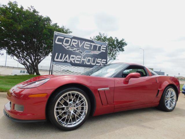 2012 Chevrolet Corvette Grand Sport 3LT, NAV, NPP, ZR1 Wheels, Auto, 27k