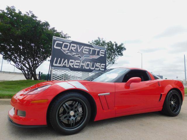 2012 Chevrolet Corvette Grand Sport 3LT, NAV, Tasteful Mods, CCW 's 15k
