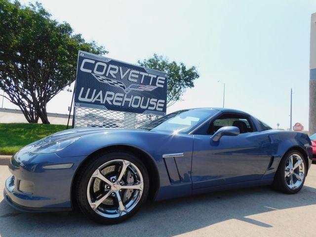 2012 Chevrolet Corvette Grand Sport 3LT, NAV, NPP, F55, Auto, Chromes 21k