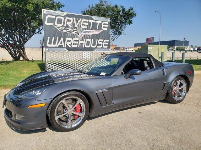 2012 Chevrolet Corvette Z16 Grand Sport 3LT, F55, NAV, NPP, Chromes 20k in Dallas, Texas 75220