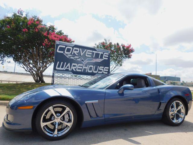 2012 Chevrolet Corvette Grand Sport 3LT, NAV, Heritage, Mods, Chromes 20k