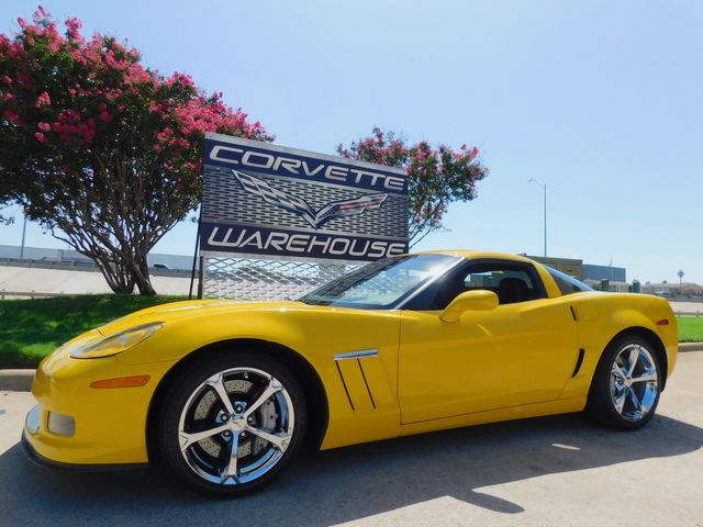 2012 Chevrolet Corvette Z16 Grand Sport 3LT, NAV, NPP, Chromes, Auto 10k