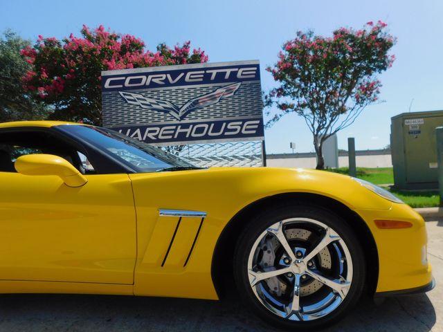 2012 Chevrolet Corvette Z16 Grand Sport 3LT, NAV, NPP, Chromes, Auto 10k in Dallas, Texas 75220