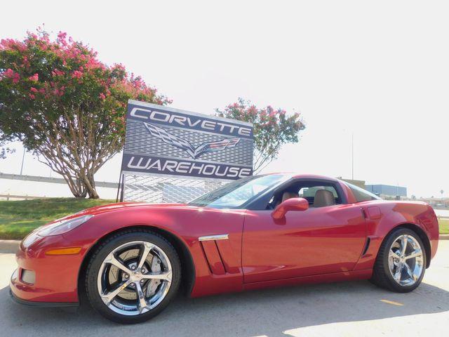 2012 Chevrolet Corvette Grand Sport 3LT, NAV, NPP, Chromes, Nice
