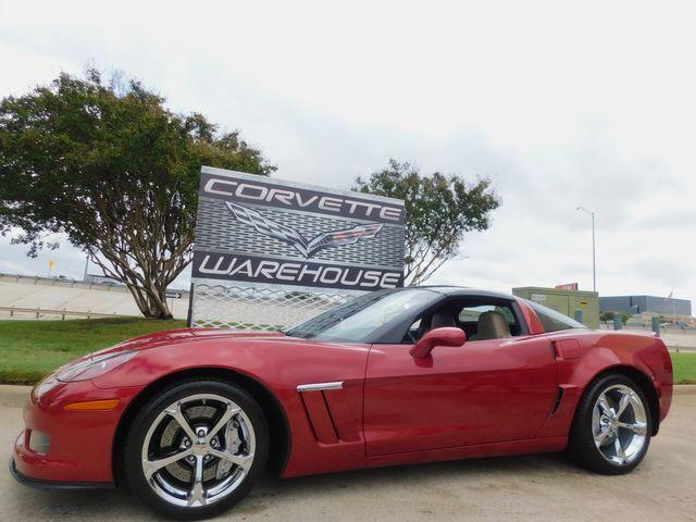 2012 Chevrolet Corvette Z16 Grand Sport 2LT, NAV, NPP, Auto, Chromes 19k in Dallas, Texas 75220