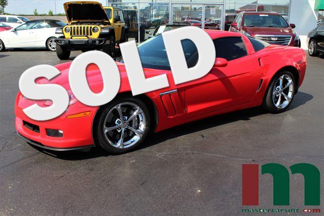 2012 Chevrolet Corvette Z16 Grand Sport w/3LT | Granite City, Illinois | MasterCars Company Inc. in Granite City Illinois