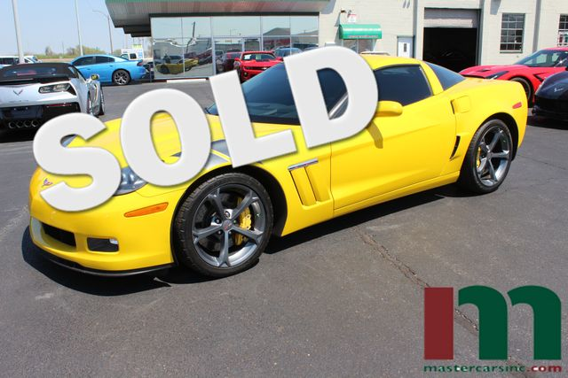 2012 Chevrolet Corvette Z16 Grand Sport w/2LT   Granite City, Illinois   MasterCars Company Inc. in Granite City Illinois