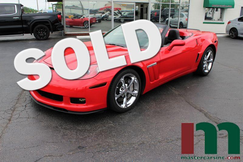 2012 Chevrolet Corvette Z16 Grand Sport w/2LT | Granite City, Illinois | MasterCars Company Inc. in Granite City Illinois